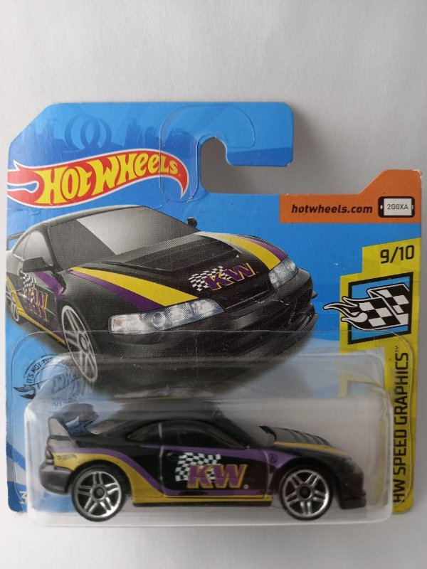 Miniatura Hot Wheels Acura Integra GSR 01' HW Speed Graphics