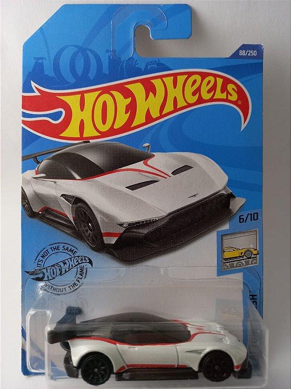 Miniatura Hot Wheels - Aston Martin Vulcan - Factory Fresh