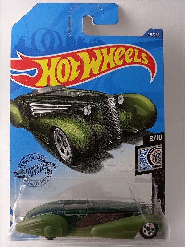 Miniatura Hot Wheels - Custom Cadillac Fleetwood - Rod Squad