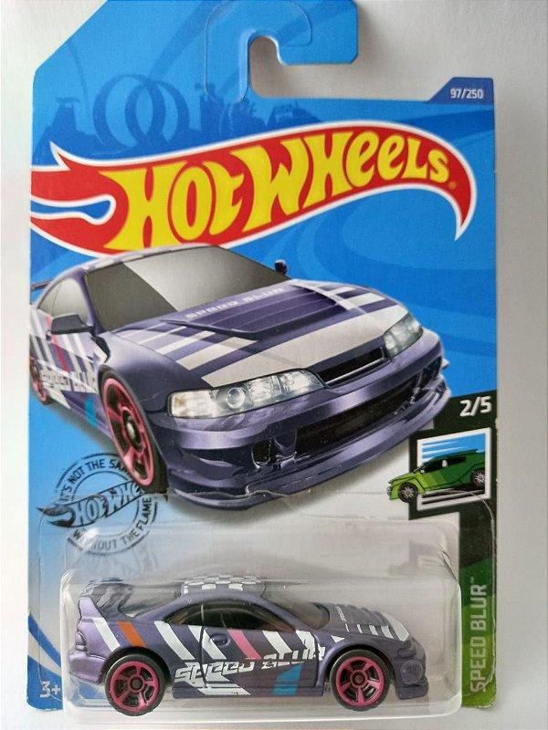 Miniatura Hot Wheels - Acura Integra GSR 01' - Speed Blur