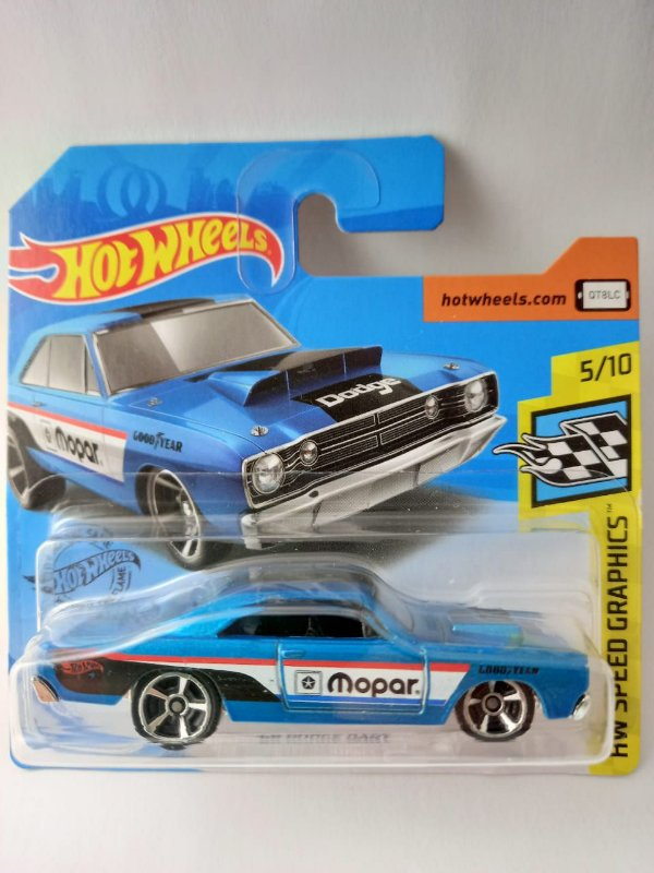 Miniatura Hot Wheels - Dodge Dart 1968 - HW Speed Graphics