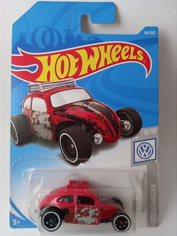 Miniatura Hot Wheels - Volkswagen Fusca Custom