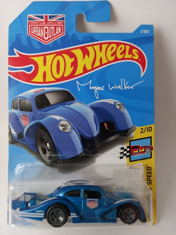 Miniatura Hot Wheels Volkswagen Fusca Kafer - Speed Graphics