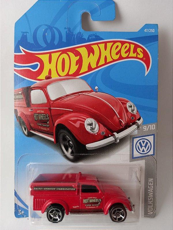 Miniatura Hot Wheels - Volkswagen Fusca Pickup 1949