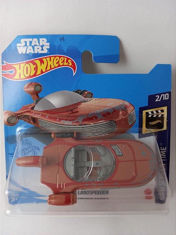 Miniatura Hot Wheels - Nave Star Wars Landspeeder - Screen Time