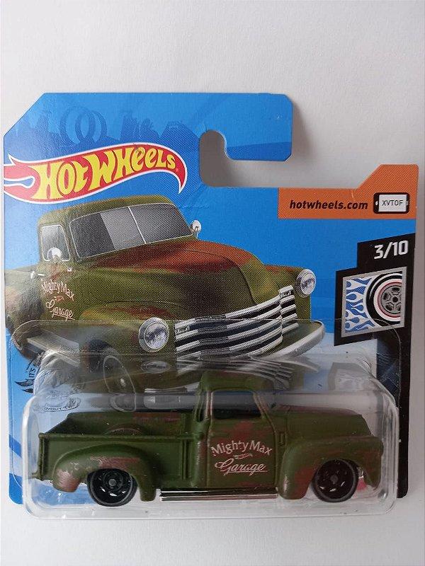 Miniatura Hot Wheels - Chevy 52 - Rod Squad