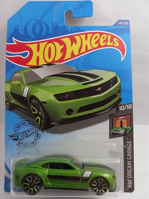 Miniatura Hot Wheels - Chevy Camaro Special Edition 13 - T Hunted