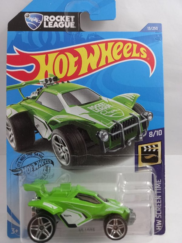 Miniatura Hot Wheels - Octane Rocket League - HW Screen Time