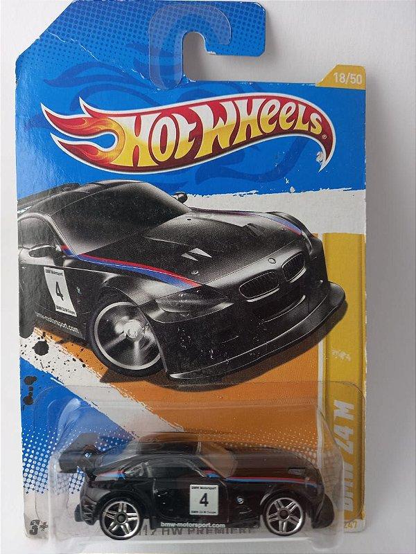 Miniatura Hot Wheels - BMW Z4 M - 2012 HW Premiere