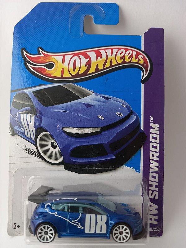 Miniatura Hot Wheels - Volkswagen Scirocco GT 24 - HW Showroom