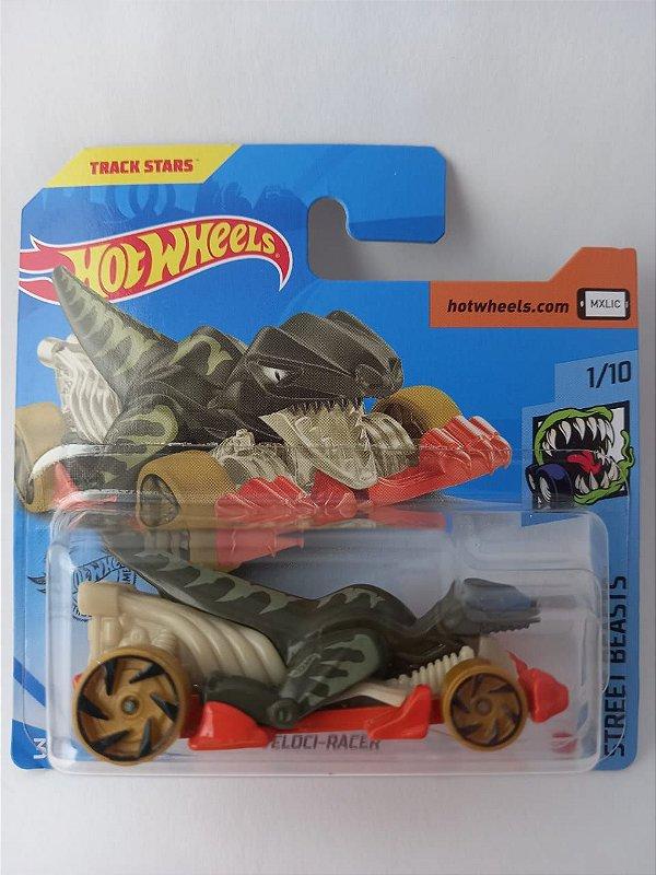 Miniatura Hot Wheels - Veloci-Racer - Street Beasts