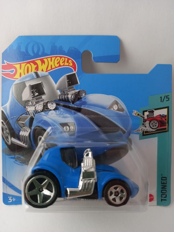 Miniatura Hot Wheels - Tooned Twin Mill - Tooned
