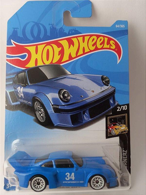 Miniatura Hot Wheels - Porsche 934.5 - Nightburnerz