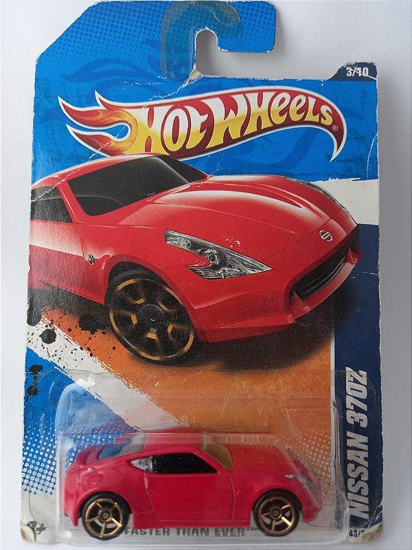 Miniatura Hot Wheels - Nissan 370Z - Faster Than Ever 11