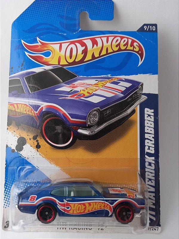 Miniatura Hot Wheels - Maverick Grabber 1971 - HW Racing 12