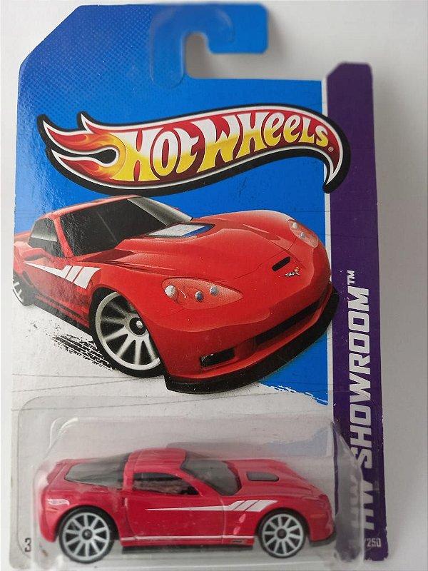 Miniatura Hot Wheels - Corvette ZR1 2009 - HW Showroom