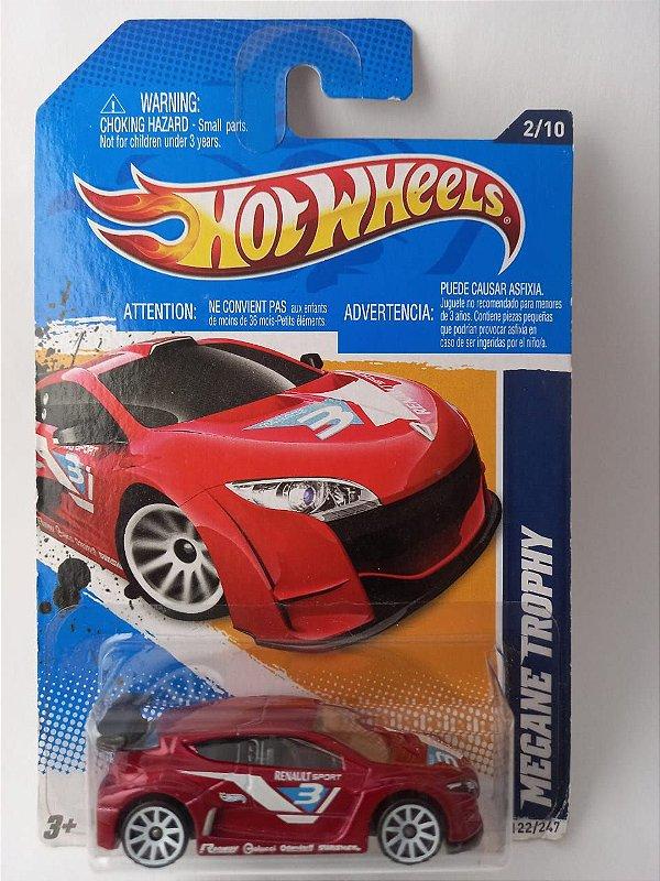 Miniatura Hot Wheels - Megane Trophy - HW All Stars 12