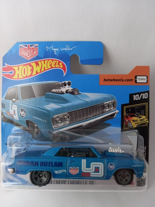 Miniatura Hot Wheels - Chevy Chevelle SS 1964 - Nightburnerz