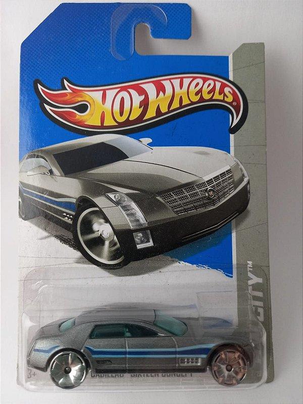 Miniatura Hot Wheels - Cadillac Sixteen Concept - HW City