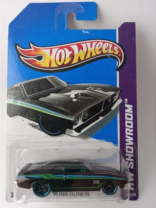 Miniatura Hot Wheels - Ford Falcon XB 1973 - HW Showroom