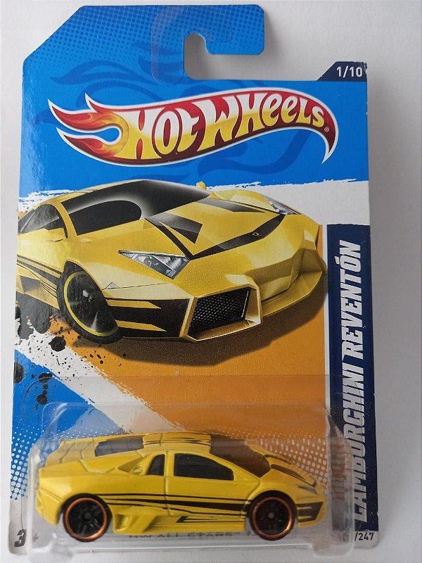 Miniatura Hot Wheels - Lamborghini Reventon - HW All Stars 12