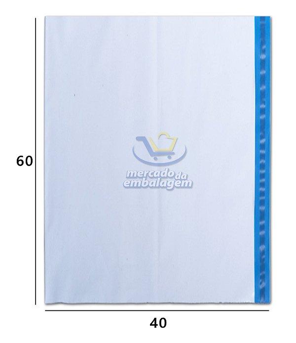 Envelope Plástico de Segurança 60 X 40 cm