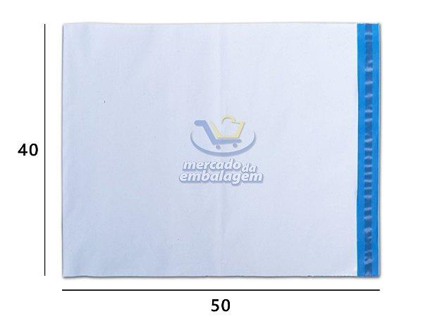 Envelope Plástico de Segurança 40 X 50 cm
