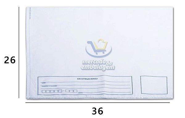 Envelope de Segurança para Correios 26 X 36 cm