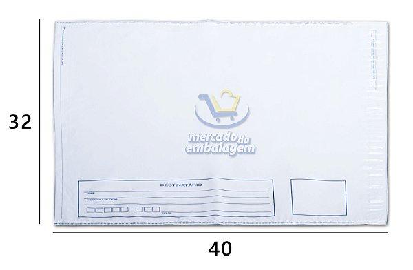 Envelope de Segurança para Correios 32 X 40 cm