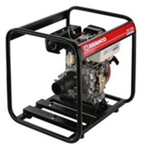 Motor de acionamento à diesel