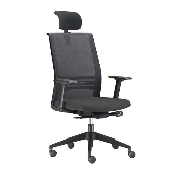 Cadeira Office Smart - Angelica