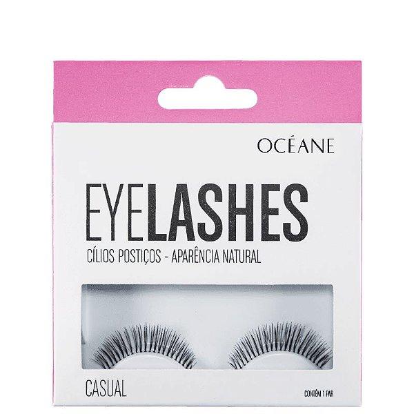 Eyelashes - Cílios Postiços Casual Océane