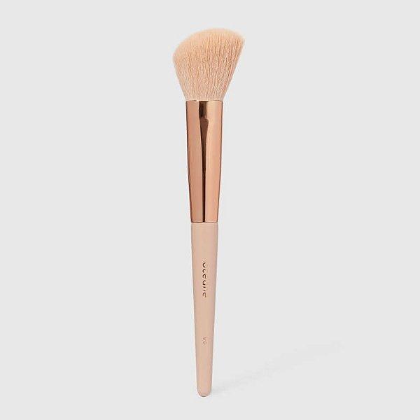 Pincel de Maquiagem para Blush - Pink My Apple OCN5 Oceane