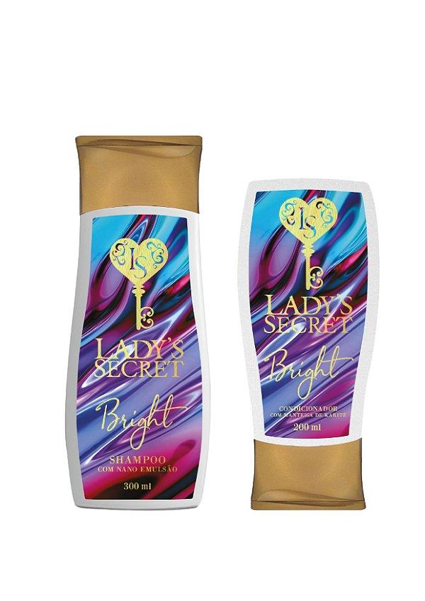 Kit Diva Bright Shampoo 300ML + Condicionador 200ML