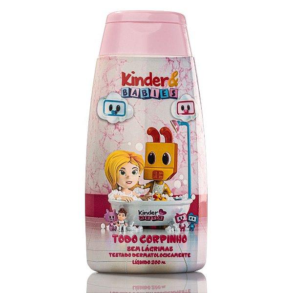 Sabonete Todo Corpinho Kinder & Babies Bebezinho 200 ml