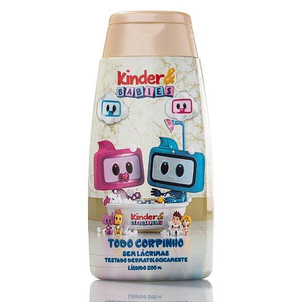 Sabonete Todo Corpinho Kinder & Babies Carinho 200 ml