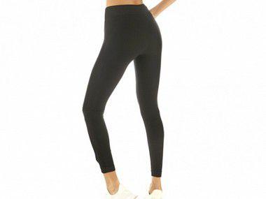 Legging Fitness Comfy Vibe Preta