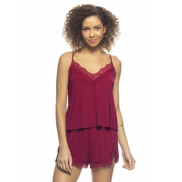 Babydoll Floral Lace Uva