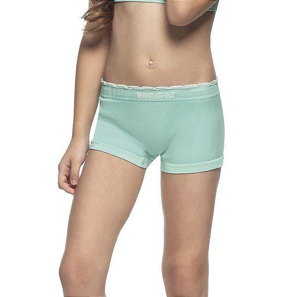 Calcinha Boxer Sem Costura Tiffany