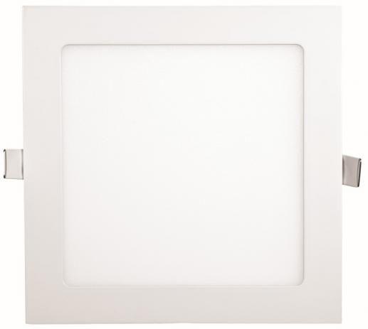 Painel Led Plafon Embutir Slim 15W  (Quadrado)
