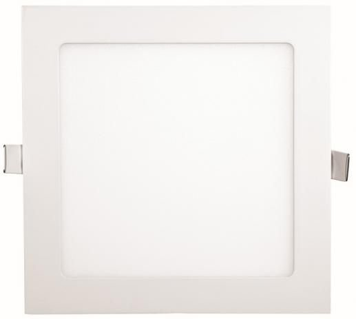 Painel Plafon Led Quadrado Embutir Slim 24W Bivolt