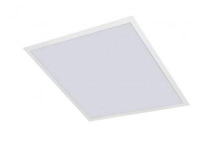 Luminária Plafon Led de Embutir 40 cm x 40 cm 36W
