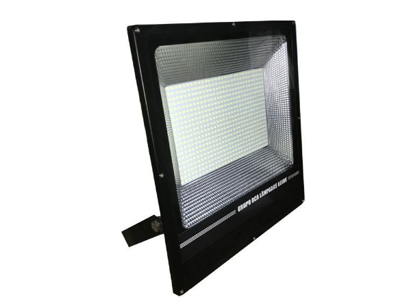 Refletor Holofote LED - 600W - Bivolt - IP66
