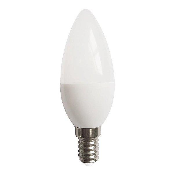 Lâmpada Vela LED - 3W - Bocal E27