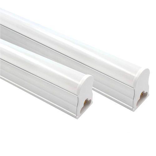 Lâmpada Tubular de Led T5 18W 120cm Fosco com Calha