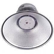 Luminária LED 200W Industrial High Bay Light - Branco frio