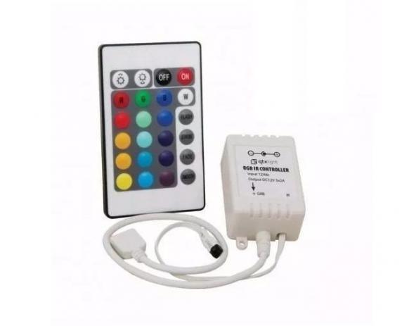 Controle Para Fita de LED RGB