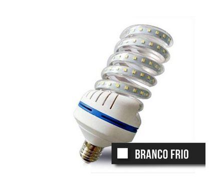 Lâmpada Espiral LED 32W - Branco Frio Bivolt