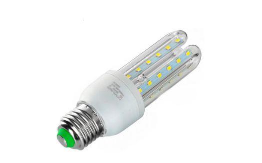 Lâmpada LED Milho 3W - 3U Branco Frio Bivolt
