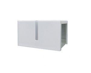 Arandela Branca LED Branco Frio 5w 2 fachos